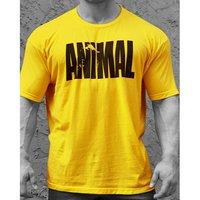 Universal Nutrition Animal Iconic Shirt Yellow (XL)