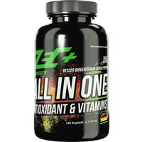 Zec Plus Nutrition All In One Vitamins (120 Kapseln)