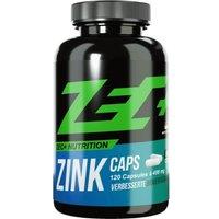 Zec Plus Nutrition Zink (120 Kapseln)