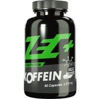 Zec Plus Nutrition Koffein (90 Kapseln)