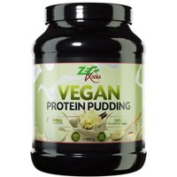 Zec Plus Nutrition Ladies - Vegan Proteinpudding Vanille (500g)