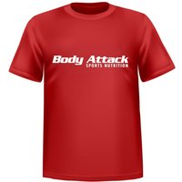 Body Attack Body Attack Shirt rot (XL)