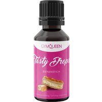 GymQueen Tasty Drops - 30ml - Bienenstich