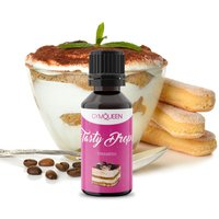 GymQueen Tasty Drops - 30ml - Tiramisu