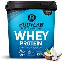 Bodylab24 Whey Protein - 2000g - Kokosnuss