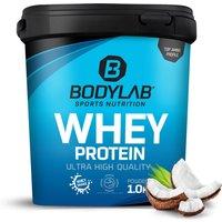 Bodylab24 Whey Protein - 1000g - Kokosnuss