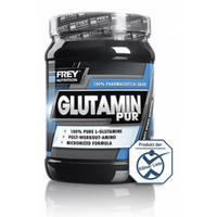 FREY Nutrition Glutamin Pur Post-Workout Supplement 500g