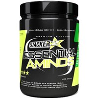 Stacker2 Essential Aminos - 400g - Blue Raspberry