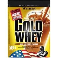 Gold Whey Protein Schokolade Weider 500g