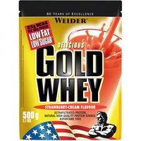 Weider Gold Whey Protein - 500g - Erdbeer-Creme
