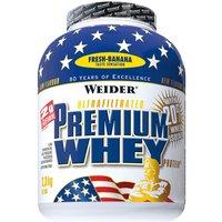 Weider Premium Whey Protein Pulver Fresh-Banana 2300g