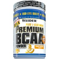 Weider Premium BCAA Powder - 500g - Orange
