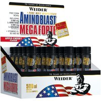 Weider Amino Blast Mega Forte Apple-Cherry (20x25ml)