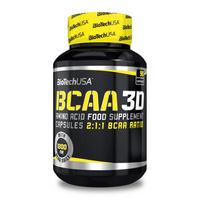 BioTech USA BCAA 3D (90 Kapseln)