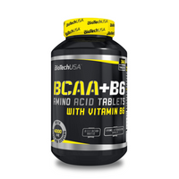 BioTech USA BCAA + B6 (340 Tabletten)
