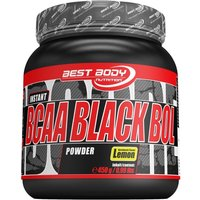 Best Body Nutrition BCAA Black Bol Powder - 450g - Lemon