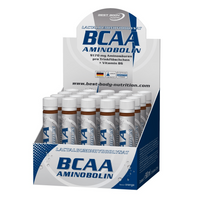 Best Body Nutrition BCAA Aminobolin Neutral 20 x 25ml