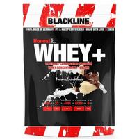 Blackline 2.0 Honest Whey + - 1000g - Banane Schokolade