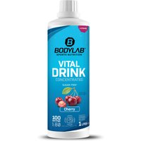 Bodylab24 Vital Drink Concentrated - 1000ml - Kirsche