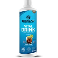 Bodylab24 Vital Drink Concentrated - 1000ml - Cola-Limette