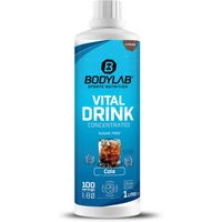 Bodylab24 Vital Drink Concentrated - 1000ml - Cola