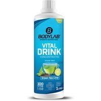 Bodylab24 Vital Drink Concentrated - 1000ml - Gruntee-Limette