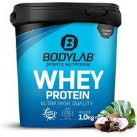 Bodylab24 Whey Protein - 1000g - Schokolade-Kokosnuss