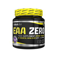BioTech USA EAA ZERO - 350g - Blue Grape