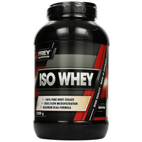 FREY Nutrition Iso Whey - 2300g - Vanille