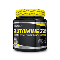 BioTech USA Glutamine Zero - 300g - Peach Ice Tea
