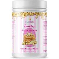 GymQueen Queen Pancakes - 500g - Weiße Schokolade - Pistazie