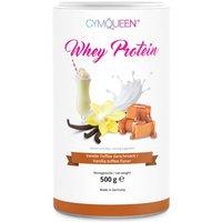GymQueen Queen Whey - 500g - Vanille-Toffee Aroma