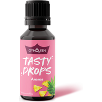 GymQueen Tasty Drops - 30ml - Ananas
