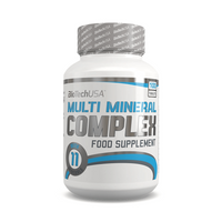 BioTech USA Multimineral Complex (100 Tabletten)