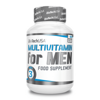 BioTech USA Multivitamin for Men (60 Tabletten)