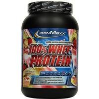 IronMaxx 100% Whey Protein - 900g - Weiße Schokolade