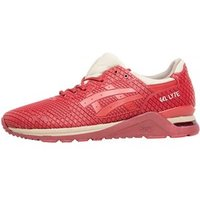 Asics Tiger Gel Lyte Evo Armour Pack Trainers Burgundy/Tango Red