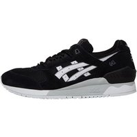 Asics Tiger Mens Gel Respector Running Shoes Black/White