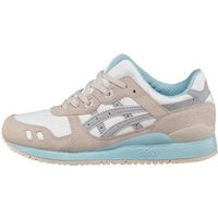 Asics Tiger Gel Lyte III Trainers White/Light Grey