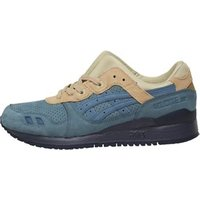 Asics Tiger Mens Gel Lyte III Moonwalker Pack Trainers Blue Mirage/Blue Mirage