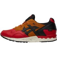 Asics Tiger Mens Gel Lyte V Gore-Tex Pack Trainers Red/Black