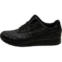 Asics Tiger Gel Lyte III Trainers Black/Black