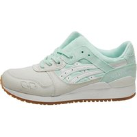 Asics Tiger Womens Gel Lyte III Trainers Bay/White