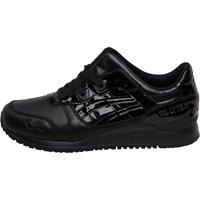 Asics Tiger Gel Lyte III Patent Pack Trainers Black/Black