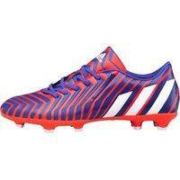 adidas Mens Predator Absolado Instinct FG Football Boots Solar Red/White/Night Flash
