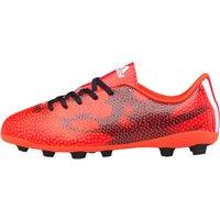 adidas Junior F5 FxG Football Boots Solar Red/White/Core Black