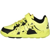 adidas Boys X Training Shoes Yellow/Black/Frozen Yellow