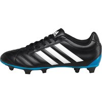 adidas Mens Goletto V FG Football Boots Core Black/White/Solar Blue