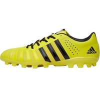 adidas Mens FF80 Pro 2.0 AG Rugby Boots Bright Yellow/Core Black/Bright Yellow