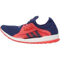 adidas Womens Pure Boost X Neutral Running Shoes Raw Purple/Raw Purple/Shock Red